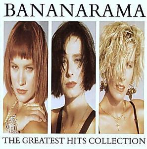 Bananarama: Greatest Hits Collection, The - Cover