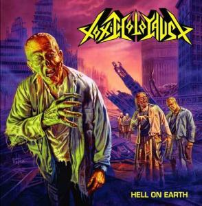 Toxic Holocaust: Hell On Earth - Cover