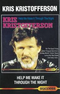 Kris Kristofferson: Help Me Make It Through The Night - Cover