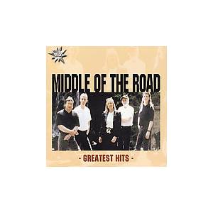 Middle Of The Road: Greatest Hits - Cover