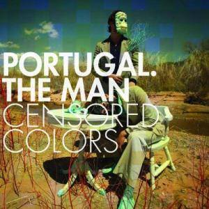 Portugal. The Man: Censored Colors - Cover