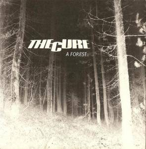 The Cure: Forest, A - Cover