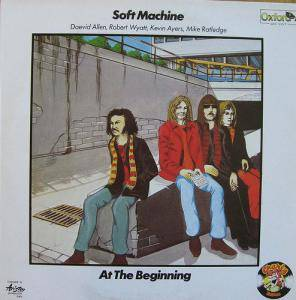 Soft Machine: Soft Machine - Cover