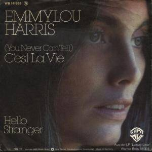 "Emmylou Harris: You Never Can Tell ""C'est La Vie"" - Cover"
