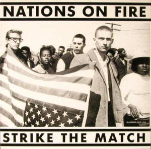 Nations On Fire: Strike The Match - Cover
