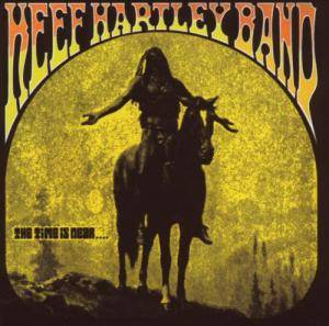 Keef Hartley Band: Time Is Near...., The - Cover
