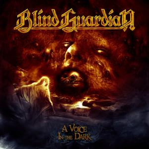 Blind Guardian: Voice In The Dark, A - Cover