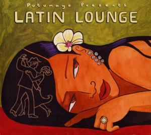 Latin Lounge - Cover