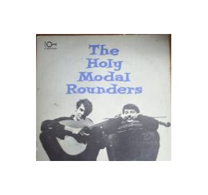 Cover - Holy Modal Rounders, The: Holy Modal Rounders, The