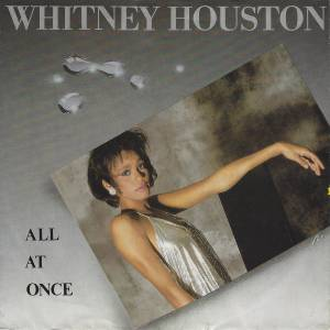Cover - Whitney Houston: All At Once
