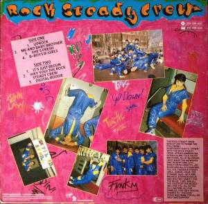 Rock Steady Crew: Ready For Battle (LP) - Bild 2
