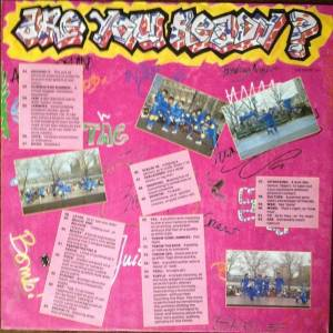 Rock Steady Crew: Ready For Battle (LP) - Bild 3