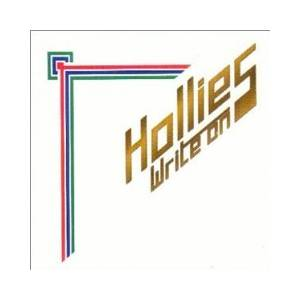 The Hollies: Write On - Cover