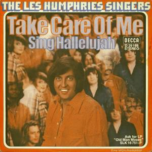 The Les Humphries Singers: Take Care Of Me - Cover