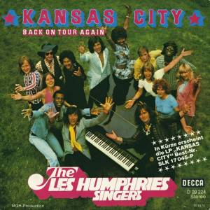 The Les Humphries Singers: Kansas City - Cover