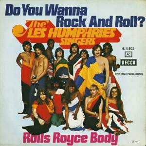 The Les Humphries Singers: Do You Wanna Rock And Roll? - Cover