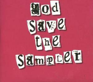 God Save the Sampler - Cover