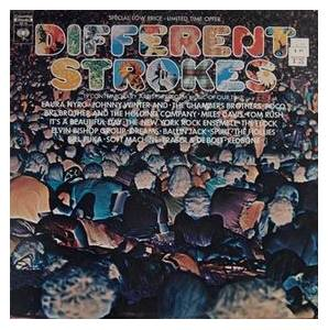Different Strokes - Cover