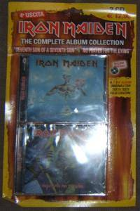 Iron Maiden: No Prayer For The Dying (CD) - Bild 2