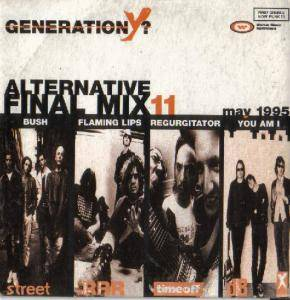 Cover - Poster Children: Final Mix 11  / Generation Y?