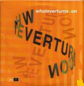 Whateverturnsuon vol. 1 - Cover