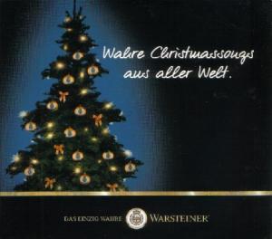 wahre christmassongs aus aller welt cd 2003 digipak