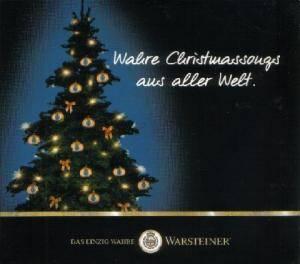 wahre christmassongs aus aller welt cd 2003 digipak. Black Bedroom Furniture Sets. Home Design Ideas