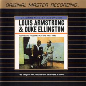 Cover - Louis Armstrong & Duke Ellington: Together For The First Time / The Great Reunion