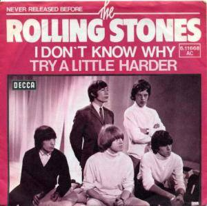 The Rolling Stones: I Don't Know Why - Cover