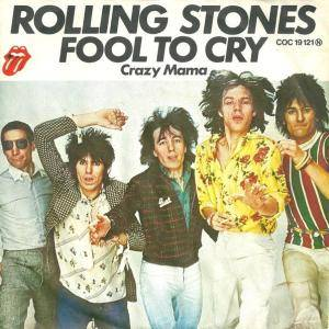 The Rolling Stones: Fool To Cry - Cover
