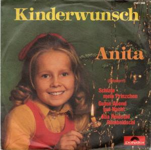 Anita: Kinderwunsch - Cover