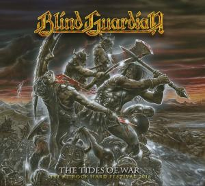 Blind Guardian: Tides Of War - Live At Rock Hard Festival 2016, The - Cover