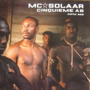 Cover - MC Solaar: Cinquieme As