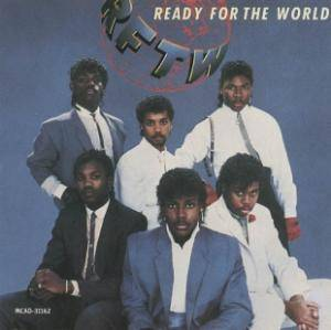 Cover - Ready For The World: Ready For The World