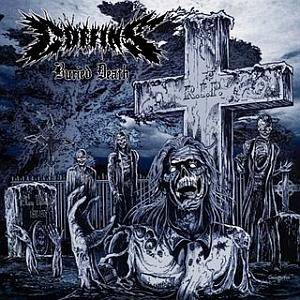 Coffins: Buried Death - Cover