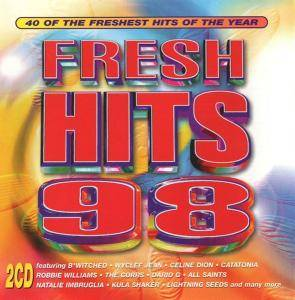 Cover - Billie Myers: Fresh Hits 98