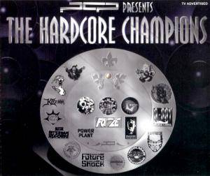 Hardcore Champions, The - Cover