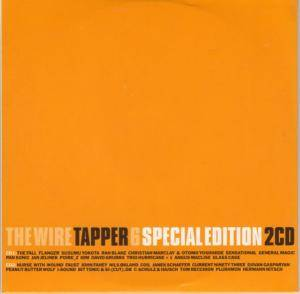 Wire Tapper 6, The - Cover