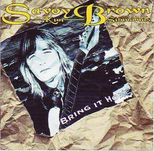 Savoy Brown: Bring It Home - Cover