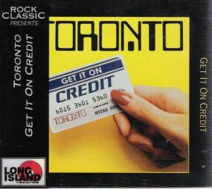 Toronto: Get It On Credit - Cover