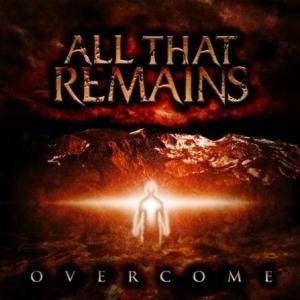 All That Remains: Overcome - Cover