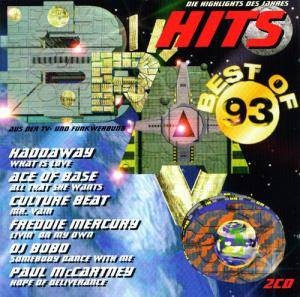 Cover - Co.Ro. Feat. Taleesa: Bravo Hits - Best Of 93