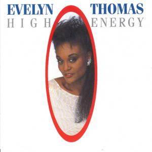 Cover - Evelyn Thomas: High Energy