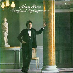Cover - Alan Price: England My England