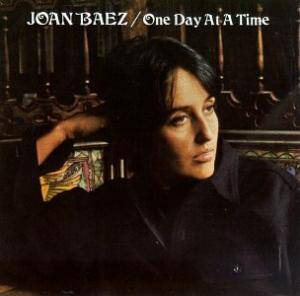 Joan Baez: One Day At A Time - Cover