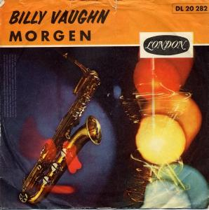 Billy Vaughn & His Orchestra: Morgen - Cover