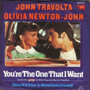 John Travolta & Olivia Newton-John, Grease Cast, Ernie Watts: You're The One That I Want - Cover