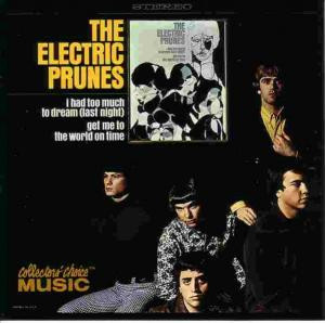 Electric Prunes, The: The Electric Prunes - Cover