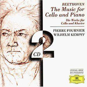 Ludwig van Beethoven: Cellosonaten Op. 5 / Op. 69 / Op. 102 - Cover