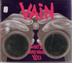 Cover - Vain: Who's Watching You
